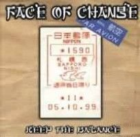 Face Of Chance - Keep The Balance