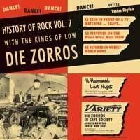Die Zorros - History Of Rock Vol. 7