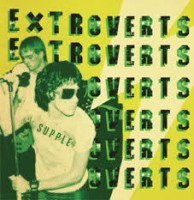 Extroverts - Supple (colour Vinyl)