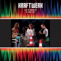 Kraftwerk - Live In Germany 25 Junes 1971 (2lp)