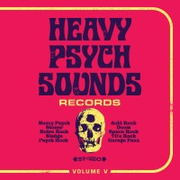 Various - Heavy Psych Sounds Vol.v