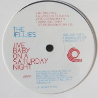 Jellies - Jive Baby On A Saturday Night