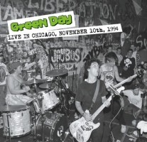 Green Day - Live In Chicago, 1994-wfmu