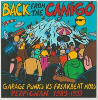 Various - Back From The Canigo 1989-1999 (2lp)
