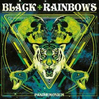 Black Rainbows - Pandemonium (vinyl In Green Fluo)