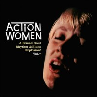 Cover of: Various - Action Women Vol.7