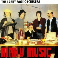 Larry Page Orchestra - Kinky Music