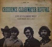 Creedence Clearwater Revival - Live At Fillmore West, 1971