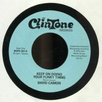 Camon, David/johnny Jacobs - On Doing Your Funky Thing/ain