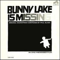 Glass, Paul - Bunny Lake Is Missing (ost)