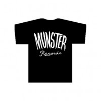 Munster Chantry - Size L (black, White Logo)