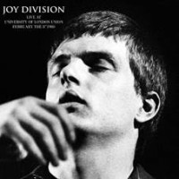 Joy Division - Live At The University Of London, 1980
