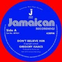 Isaacs, Gerogory - Don't Belive Him/ The Village