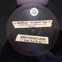 Disciples - Almighty Dub/zion Rock Dub'
