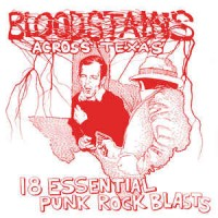 Various - Bloodstains Across Texas