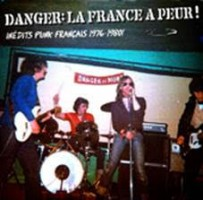 Various - Danger! La France A Peur