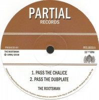 Rootsman - Pass The Chalice/tribal Dervish