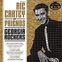 Various - Ric Cartey And Friends - Georgia Rockers         0
