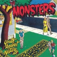 Monsters - Youth Against Nature (+cd)