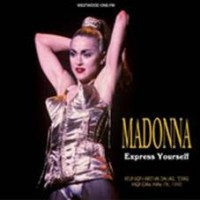 Madonna - Express Yourself/dallas, 1990