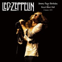 Led Zeppelin - Jimmy Page Birthday At Royal Albert Hall (2lp)