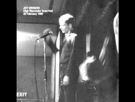 Joy Division - Live At Town Hall, February 1980