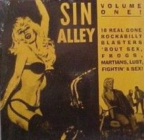 Various - Sin Alley Part 1