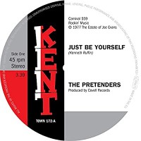 See product: Pretenders - Just Be Yourself/it