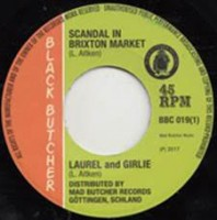 Aitken, Laurel & Girlie - Scandal In A Brixton/soul Jerker