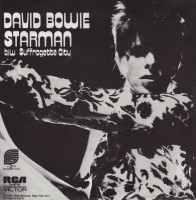 See product: Bowie, David - Starman/ Suffagette City