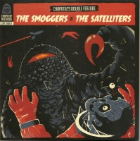 Asmoggers, The/satelliters, The - Chaputa!'s Double Feature Vol.2 (2x