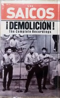 Saicos, Los - Demolicion, The Complete Recordings (burger)