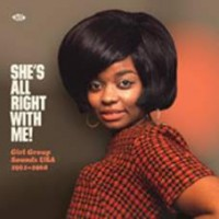 Various - She's All Right With Me (girl Group Usa 61-68)