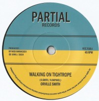 Smith, Orville - Walking On Tightrope