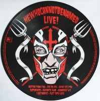 Hewhocannotbenamed/pink Lincolns - Live!/live At The Esmerald (picture Disc)