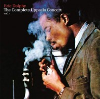 Dolphy, Eric - Complete Uppsala Concert Vol.1