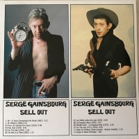 Gainsbourg, Serge - Sell Out