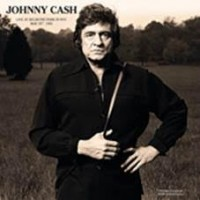Cash, Johnny - Live At Belmond Park, Nyc, 1981