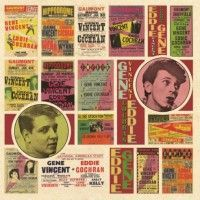 Cochran, Eddie & Gene Vincent - The Saturday Club (+cd)