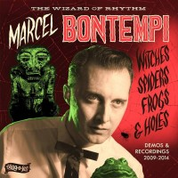 Bontempi, Marcel - Witches, Spiders, Frogs And Holes (lp+7