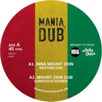 Brother Dan - Inna Mount Zion