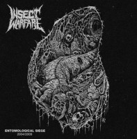 Insect Warfare - Entomological Siege 2004/2009 (3lp+dvd)