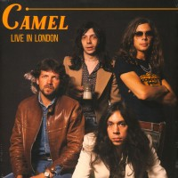Camel - Live In London, 1977