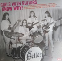 Various - Girls With Guitars Know Why!