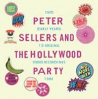 Peter Sellers And The Hollywood Party - The Early Years 1985-1988 (+cd)