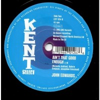 Edwards, John - Cold Hearted Woman/ain't That Good Enough