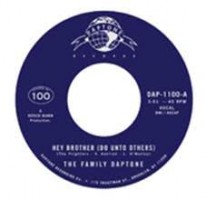 Family Daptone & The 100 Knights Orchestra - Hey Brothers (do Unto Others)/soul Fugue