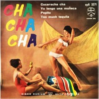 Coleccion Gladys Palmera - Cha-cha-cha (english, Hardcover)