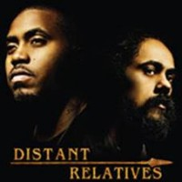 Nas & Damian Marley - Distant Relatives (2lp)