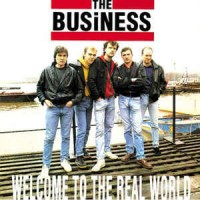 Business - Welcome To The Real World (clear Vinyl)